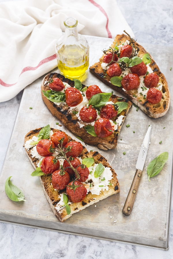 pomodorini confit - pomodorini caramellati - pomodorini al forno -