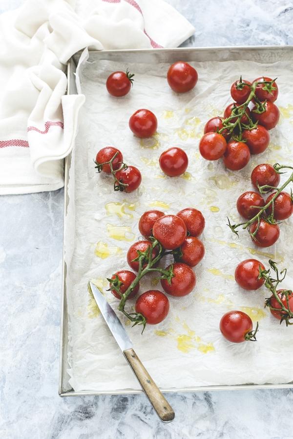 pomodorini confit - pomodorini caramellati - pomodorini al forno