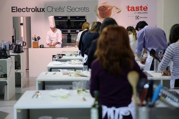 Taste of Roma - Electrolux - #secretingredient - chef
