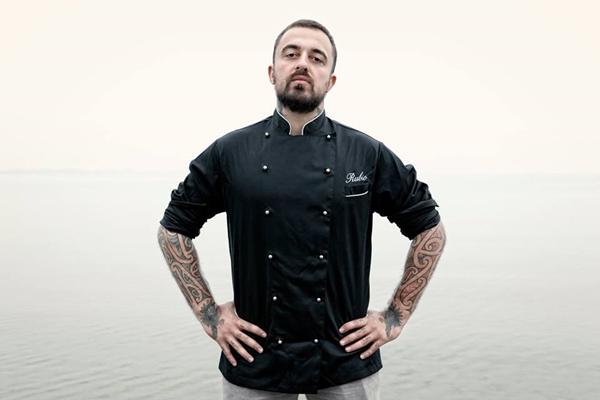 chef rubio Taste of Roma - Electrolux - #secretingredient - chef