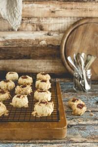 biscotti sablé - sablè breton - sablè cookies - biscotti alle mandorle