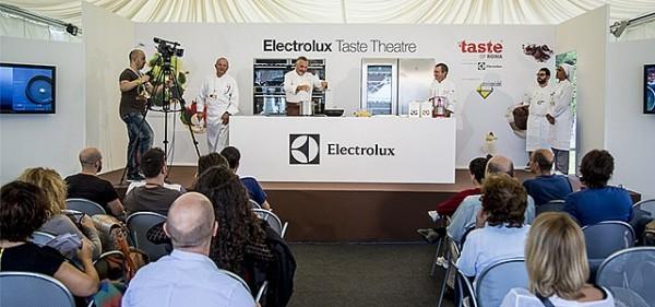 taste theatre - Taste of Roma - Electrolux - #secretingredient - chef
