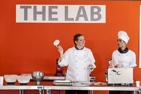 the lab - Taste of Roma - Electrolux - #secretingredient - chef