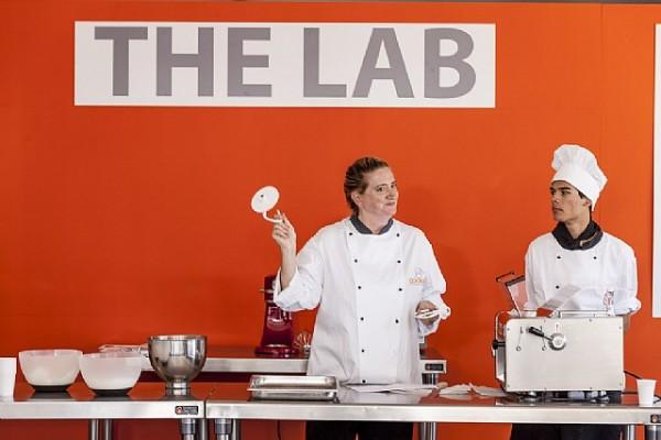 the lab - Taste of Roma - Electrolux - #secretingredient - chef