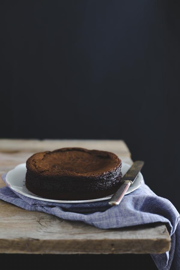 Guinness cheesecake al cioccolato - Cheesecake alla Guinness - Cheesecake al cioccolato - Guinness chocolate cheesecake