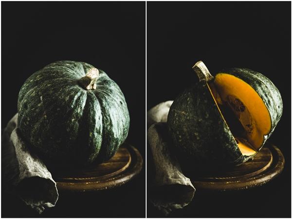 scones alla zucca - pumpkin scones