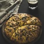 scones alla zucca e parmigiano - Easy pumpkin and Parmigiano scones