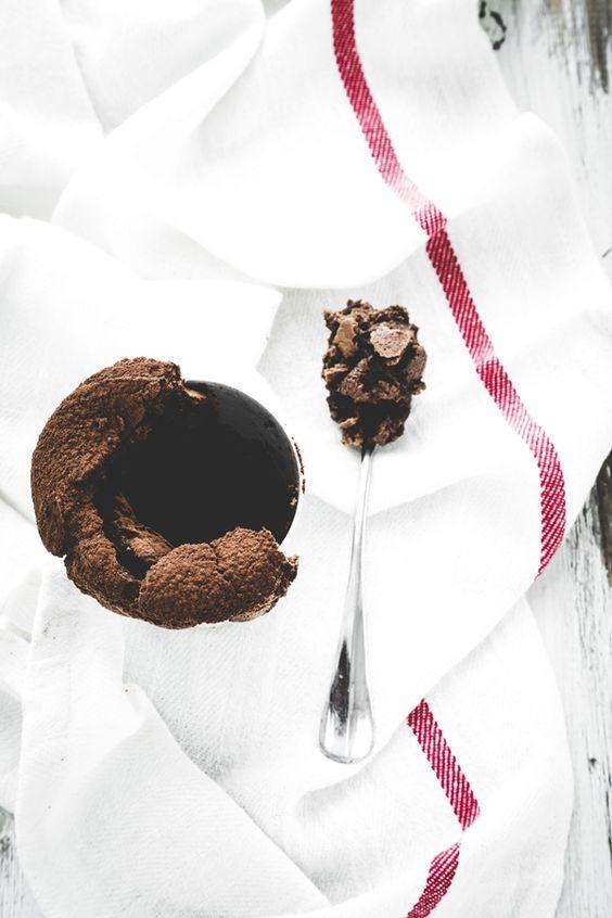 ricetta soufflè al cioccolato, chocolate soufflè recipe