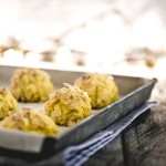 Bonbon di patate, lenticchie e cotechino