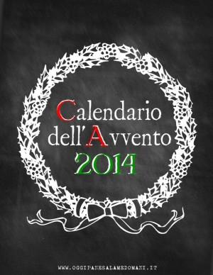 Calendario dell'Avvento 2014