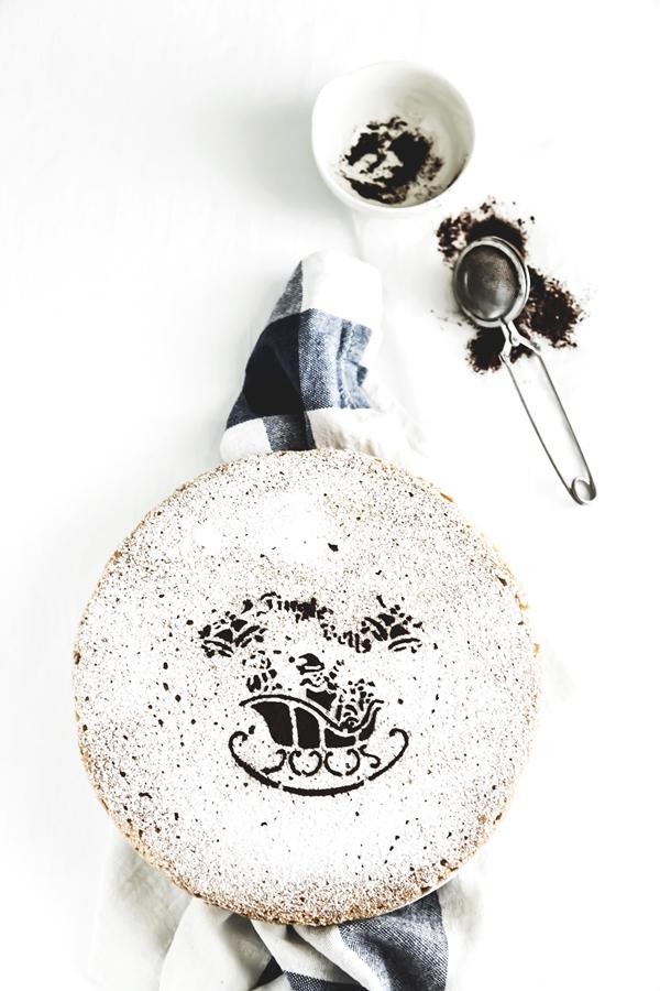 Torta di mandorle - Almond cake
