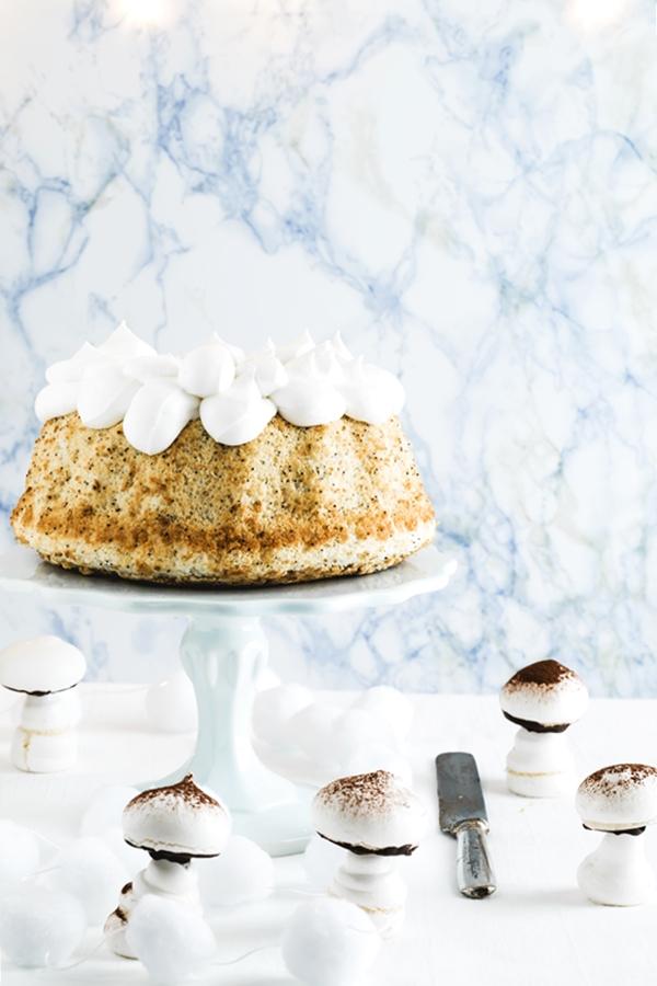 torta al pompelmo e semi di papavero - grapefruit and poppy seeds cake
