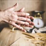 Pasta fatta in casa - How to make fresh Italian pasta at home - Italian Food recipe - food photography