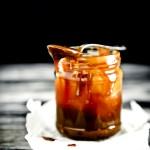 Salsa al caramello salato - Homemade salted caramel sauce