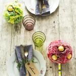 DIY per la tavola di Primavera con Ferrero Rocher