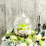 Centrotavola per la tavola di Primavera - Pasqua