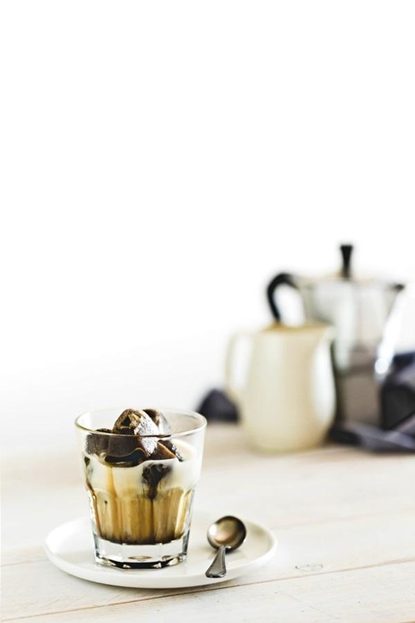 caffe freddo - ricetta caffè freddo - caffè con ghiaccio - iced coffee - iced coffee recipe