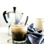 caffe freddo - ricetta caffè freddo - caffè con ghiaccio - caffè freddo al cacao - caffè freddo - iced coffe recipe - food photography - food styling - opsd blog