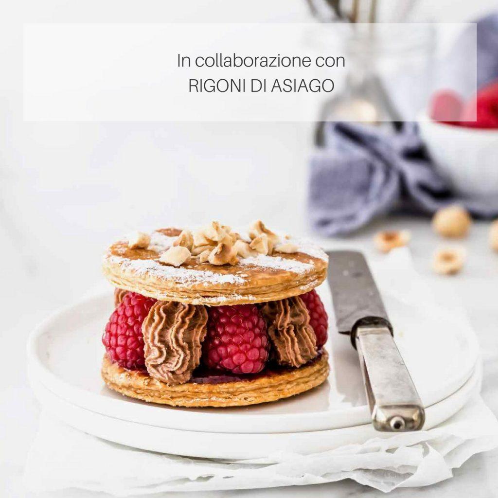 millefoglie ai lamponi - ricetta millefoglie - opsd blog - food photography