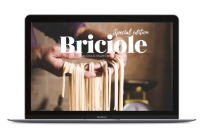OPSD SHOP - BRICIOLE RECIPES EBOOK SERIES - SONIA MONAGHEDDU