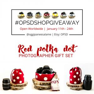 OPSDSHOPgiveaway - Etsy Giveaway - Instagram Giveaway