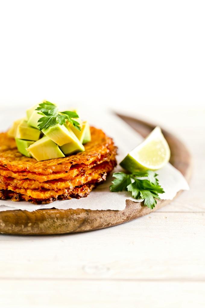 tacos - tacos di carote - carrot tacos shells - how to make carrot tacos shells - tacos vegetariani - veg tacos