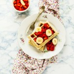 waffles integrali - Whole Wheat Waffles - opsdblog
