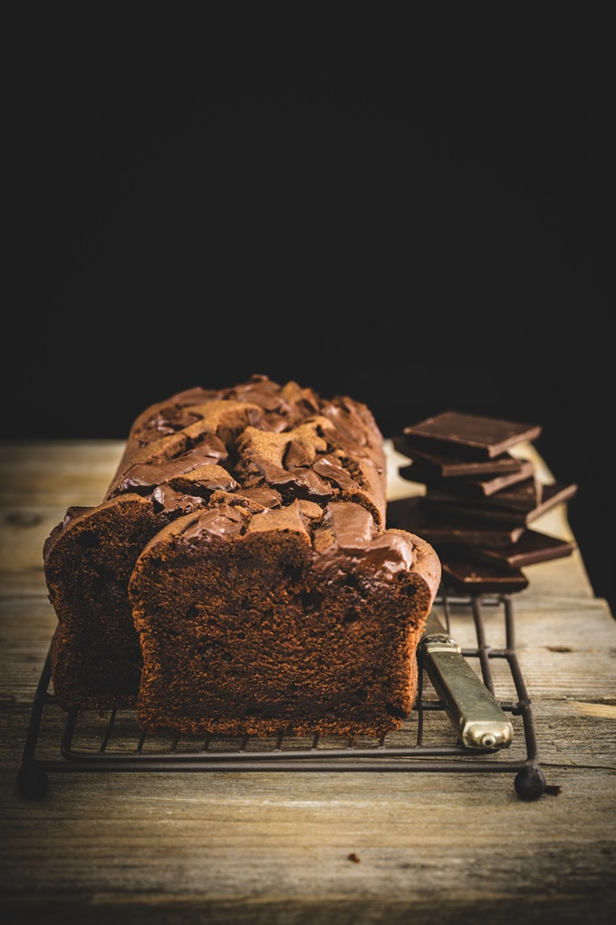 plumcake al doppio cioccolato, torta al cioccolato, plumcake al cioccolato, chocolate cream cheese cake recipe, Creamy double chocolate loaf cake, chocolate loaf cake recipe
