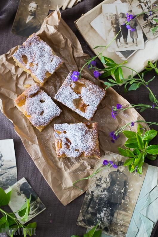 APPLE CINNAMON CAKE - TORTA DI MELE ALLA CANNELLA - GUEST POST - modern_taste_apple_cake