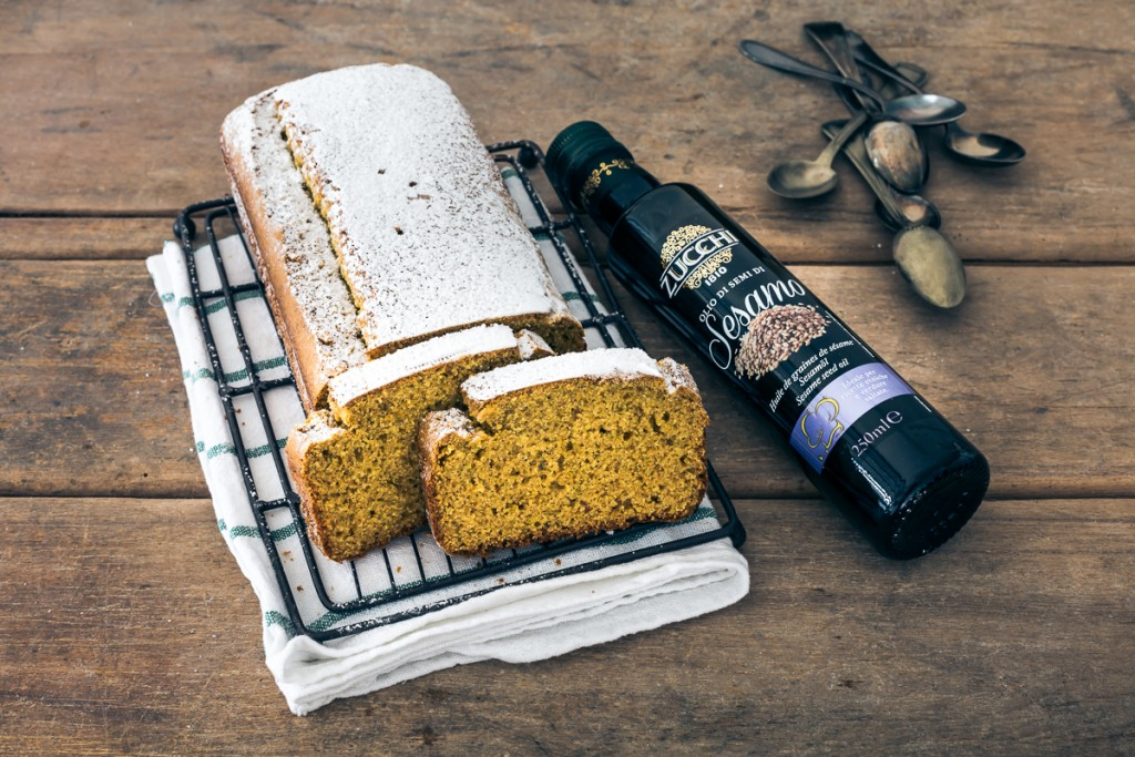 tortine sandwich ai pistacchi e farina fioretto - torta pistacchio - torta farina di mais - pistachio corn flour cake - pistachio cake - opsd blog - olio zucchi