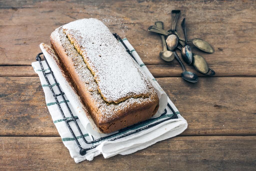 tortine sandwich ai pistacchi e farina fioretto - torta pistacchio - torta farina di mais - pistachio corn flour cake - pistachio cake - opsd blog