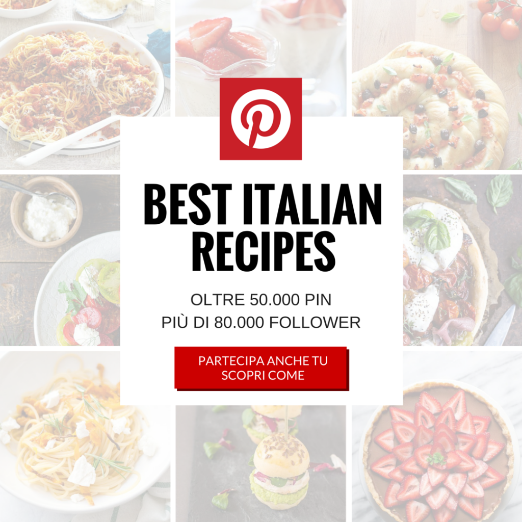 BEST ITALIAN RECIPES - INTEREST BOARD