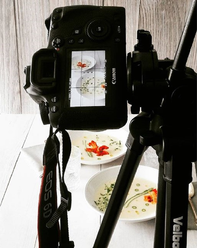 behind the scenes - dietro le quinte - dietro le quinte dei food blog - food photography tutorial - guest post - Mesa Corrida - OPSD blog