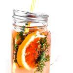 acqua aromatizzata - acqua aromatizzata pompelmo - acqua aromatizzata alla frutta - fruit infused water - fruit water - aromatic water - opsd