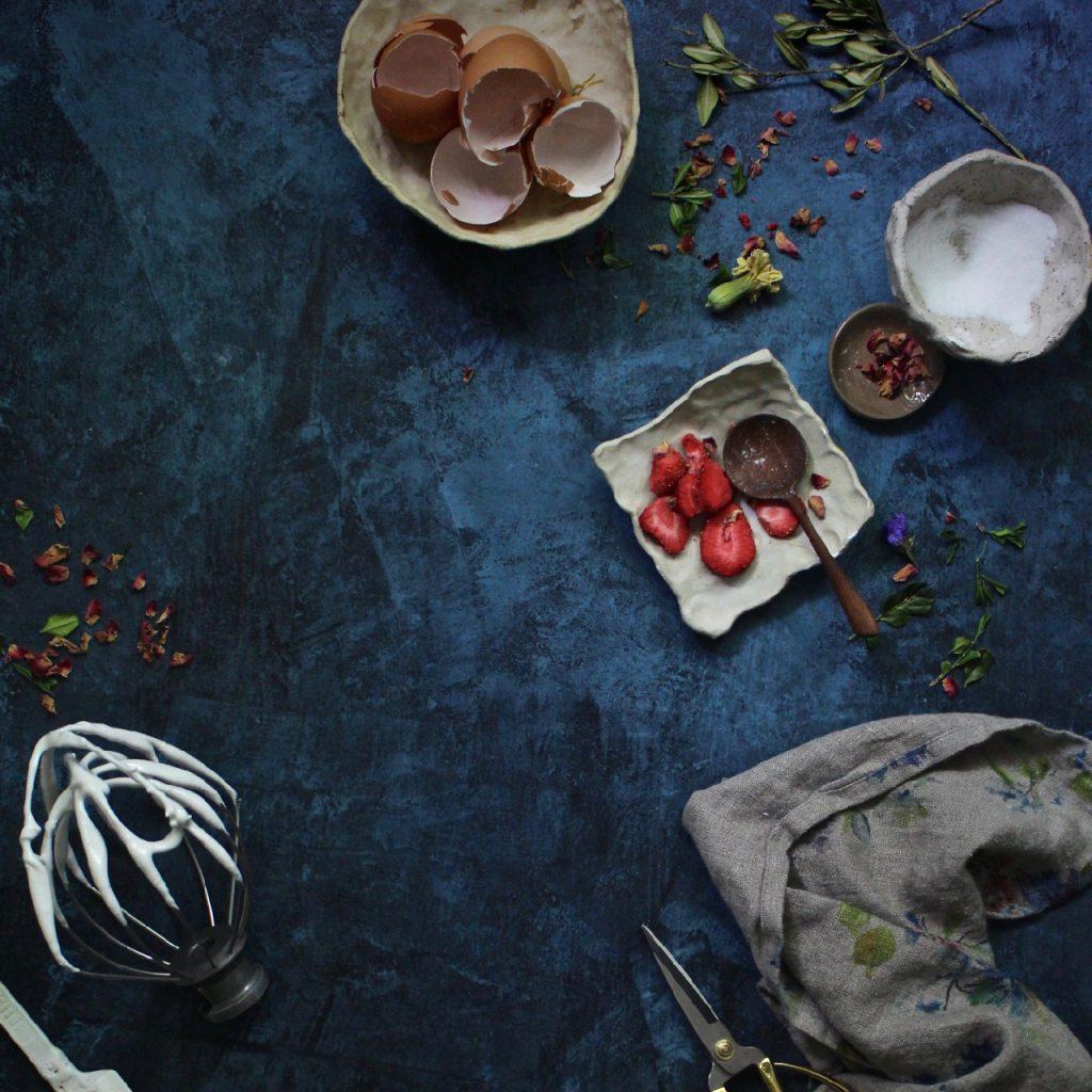 meringues - Lauren McDuffie - Harvest and Honey - OPSD Guest post