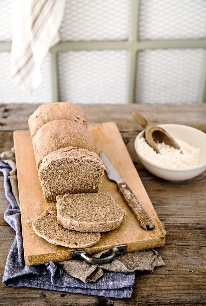Pane alla crusca, ricetta pane alla crusca, Come fare il pane alla crusca, Wheat Bran Bread recipe, Bran bread recipe, High Flavor Bran Bread Recipe