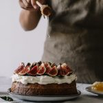 OLIVE OIL & ORANGE CAKE - TORTA ALL'OLIO D'OLIVA E ARANCE - OPSD blog - Guest Post - Jet and Indigo food blog - Guest Post for OPSD blog