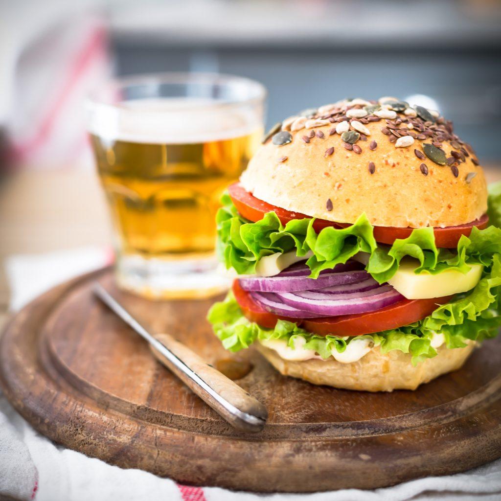 panini per hamburger - burger buns - © sonia monagheddu