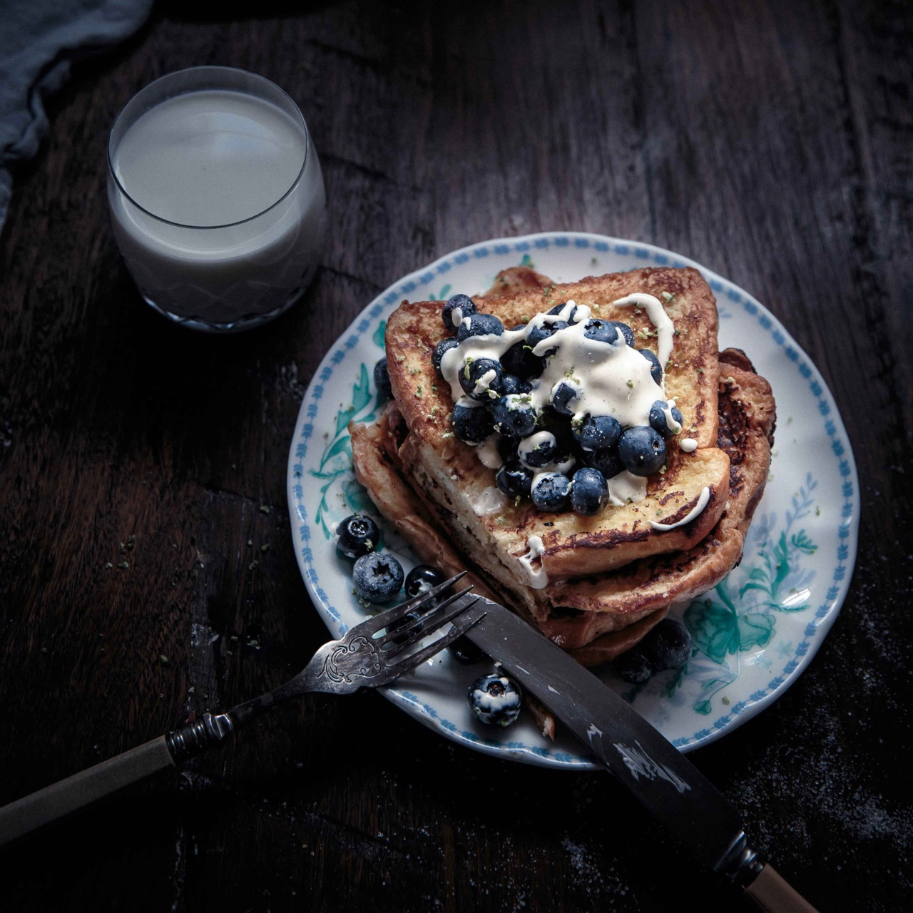 FRANGELICO FRENCH TOAST
