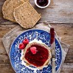 pane alla crusca- Wheat Bran Bread - bran bread - ricetta pane all crusca - bran bread recipe - Molini Pivetti - OPSD blog - food styling - food photography - © sonia monagheddu