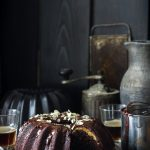 Chocolate bundt cake with cream cheese filling - Chocolate bundt cake - Chocolate bundt cake recipe - Ciambellone - Ciambellone al cioccolato - Ricetta ciambellone al cioccolato - Guest post - Irina Meliukh - OPSD blog