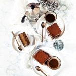 torta magica al caffè e cardamomo - torta magica al caffè - coffee magic cake recipe - coffee and chocolate magic cake - coffee and chocolate magic custard cake - dessert - Ricette Bake Off Italia - Elettrodomestici Electrolux - opsd blog