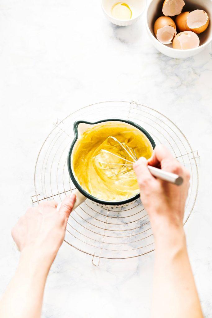 crema pasticcera - come fare la crema pasticcera - ricetta crema pasticcera - custard cream recipe - pastry cream recipe - opsd blog