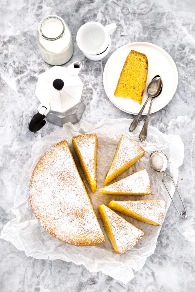 torta soffice ai semi di anice - torta ai semi di anice - torta semi anice - a delicious and very soft anise-seed cake - anise seed cake - food photography - opsd blog - sonia monagheddu