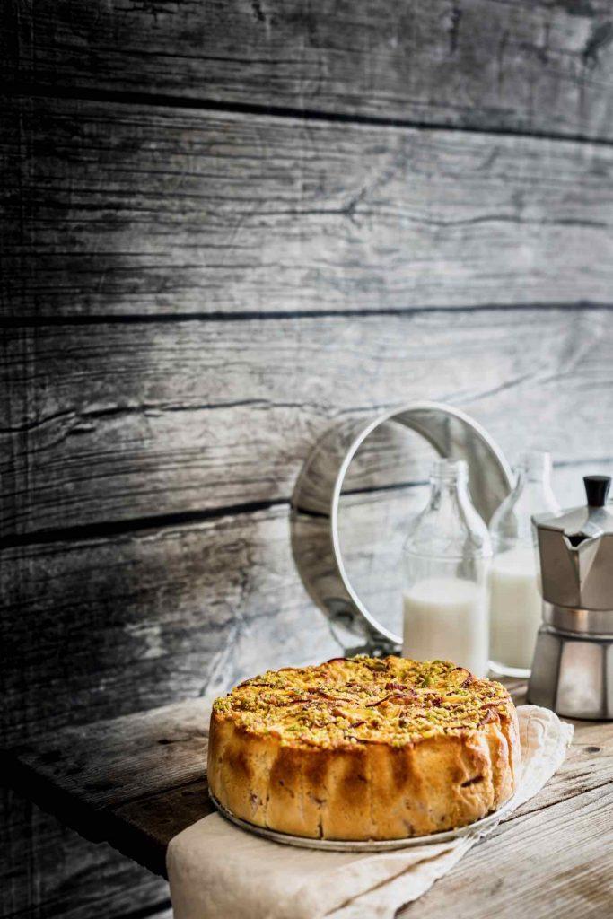 torta di pesche - ricetta torta di pesche - ricetta torta di pesche noci - torta di pesche noci - nectarines cake - nectarine cake recipe - food photography - opsd blog - sonia monagheddu