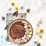 TART AL CIOCCOLATO E CARAMELLO SALATO - CHOCOLATE SALTED CARAMEL TART RECIPE - FOOD PHOTOGRAPHY - FOOD STYLING - SONIA MONAGHEDDU - OPSD BLOG