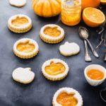 Biscotti zucca per la notte di halloween - Halloween cookies