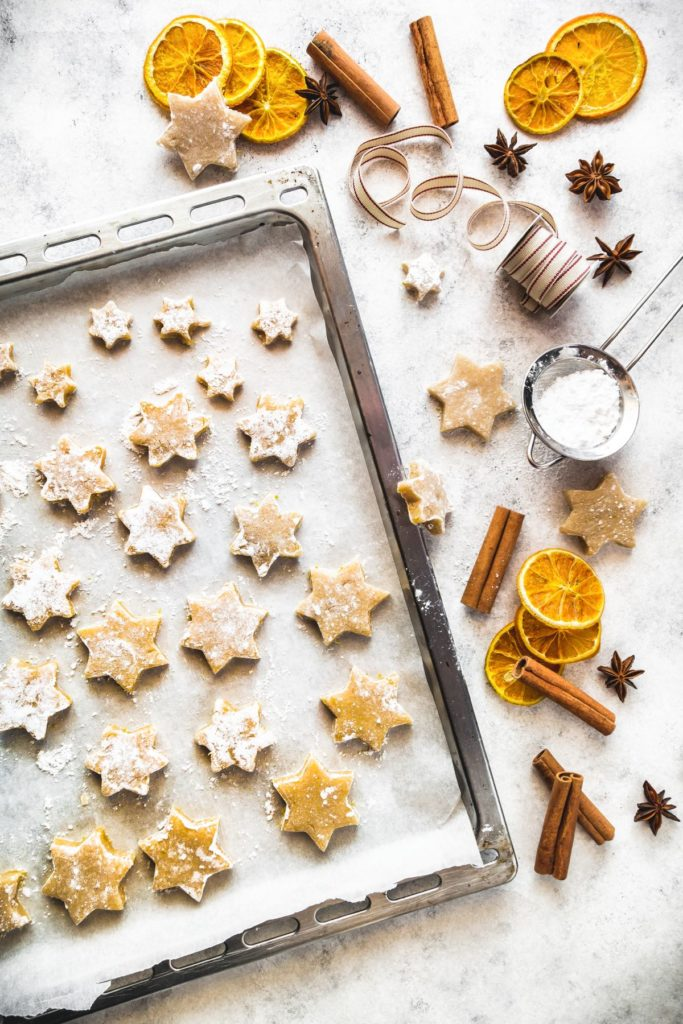 Biscotti Di Natale Tedeschi Ricetta.Biscotti Di Natale Tedeschi Alla Cannella